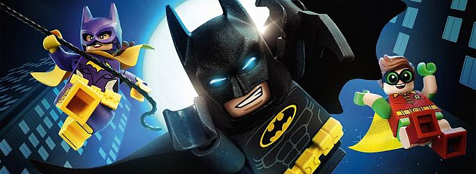 "Endlich Two-Face: ""LEGO Batman Movie"" mit Billy Dee Williams & Postern"