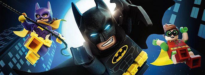 "Endlich Two-Face: ""LEGO Batman Movie"" mit Billy Dee Williams & Postern"