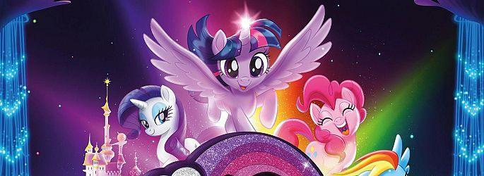 """Zuckerschock: Neuer """"My Little Pony""""-Trailer kommt im Galopp"""