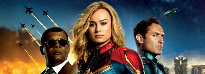 "So heroisch: Clip, Cover & Charakterposter zu ""Captain Marvel"""