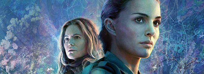 """Sci-Fi mit Horror & Köpfchen: Der neue """"Auslöschung""""-Trailer!"""