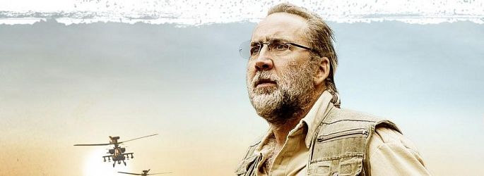 """Army of One""-Trailer: Nicolas Cage will Osama bin Laden schnappen"