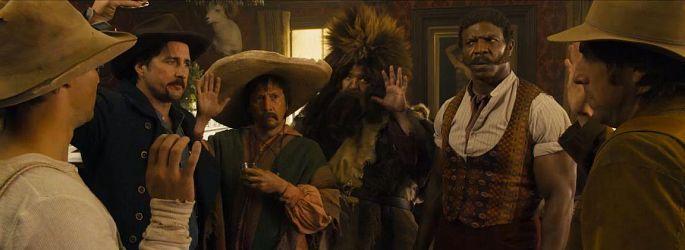 """Klamauk-Trailer: Vor den """"Hateful 8"""" reiten die """"Ridiculous 6""""!"""