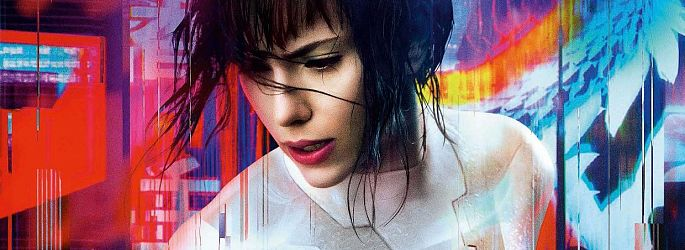 "Der zweite ""Ghost in the Shell""-Trailer mit Cyborg-Johansson!"