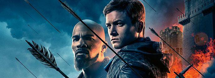 """Geradezu futuristisch: Neuer """"Robin Hood"""" mit Trailern & mehr"""