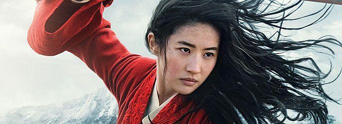 "Disneys ""Mulan"": Koreanisches Poster & kämpferischer Spot"