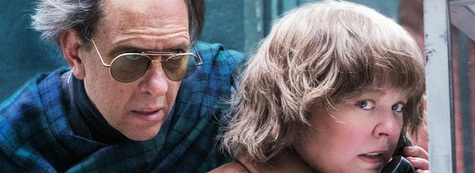 "Melissa McCarthy mal ernst: Trailer zu ""Can You Ever Forgive Me?"""