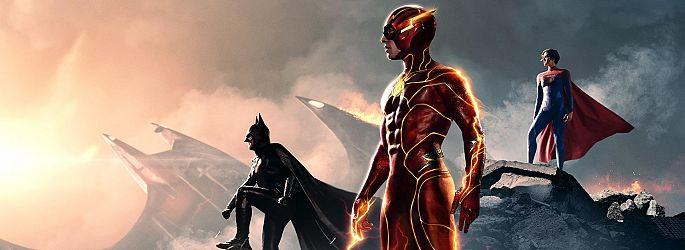 "DC-Hammer: Ben Affleck in ""The Flash"" als Batman zurück!"