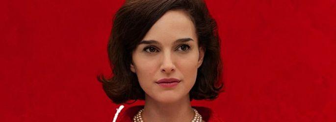 """Natalie Portman im eindringlichen """"Jackie""""-Trailer samt Poster"""