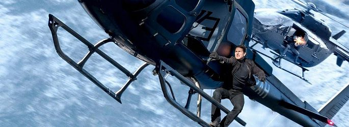"Trailer, Spot & Stunt-Featurette zu ""Mission: Impossible - Fallout"""