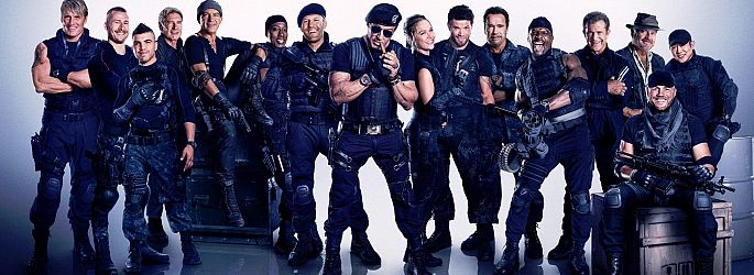 """The Expendables 4""! Sylvester Stallone macht sich ans Werk"