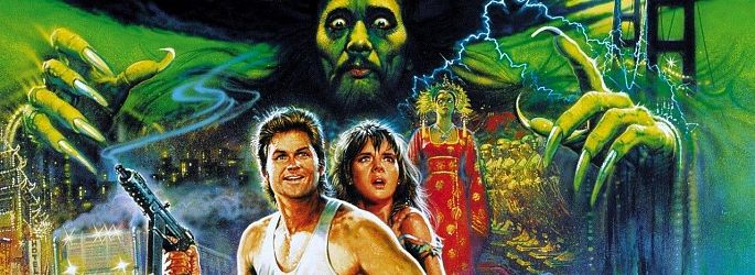 "The Rocks ""Big Trouble in Little China"" wohl ohne Kurt Russell"