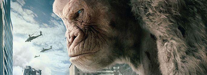 "The Rock darf Monster kloppen: ""Rampage""-Kinostart festgelegt"