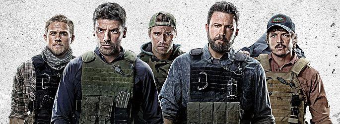 "Geschafft: Ben Affleck & Co. im ersten ""Triple Frontier""-Trailer"
