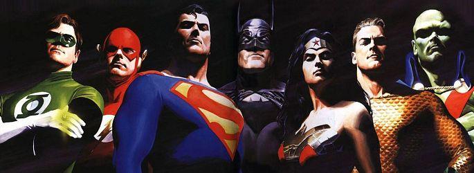 """Doku lebt! Bilder von George Millers """"Justice League - Mortal"""""""
