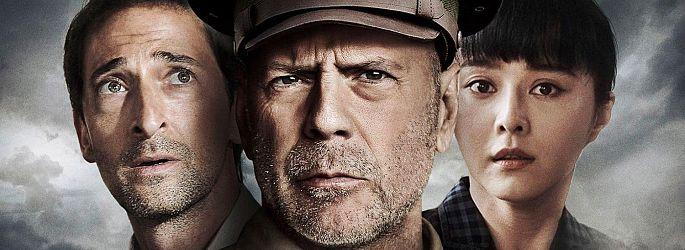 "Bruce Willis im Kriegsmodus: ""Air Strike""-Trailer bombt alles weg"