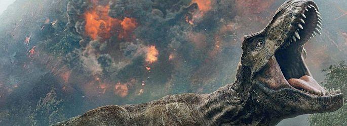 """Monster enthüllt: Neue Poster zu """"Jurassic World 2"""" und """"The Predator"""""""