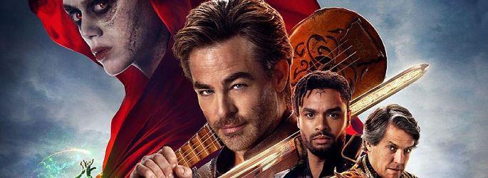 """""""Dungeons & Dragons"""" gewinnt früheren Marvel-Produzenten"""