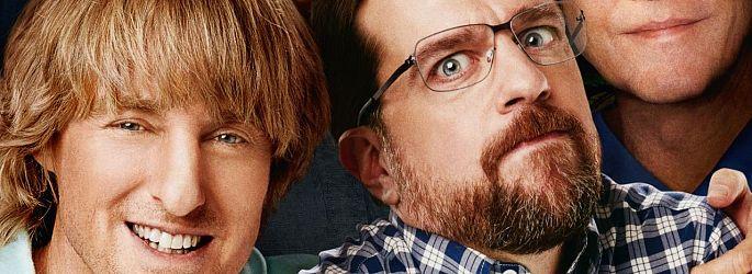 """Red-Band-Trailer: Ed Helms & Owen Wilson fragen """"Wer ist Daddy?"""""""