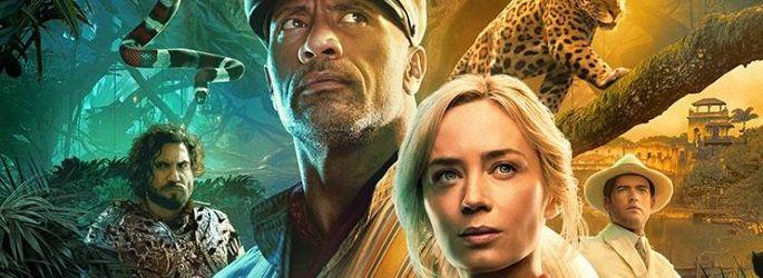 """Der Rock & die Blunt: Neuer Trailer zu Disneys """"Jungle Cruise"""""""