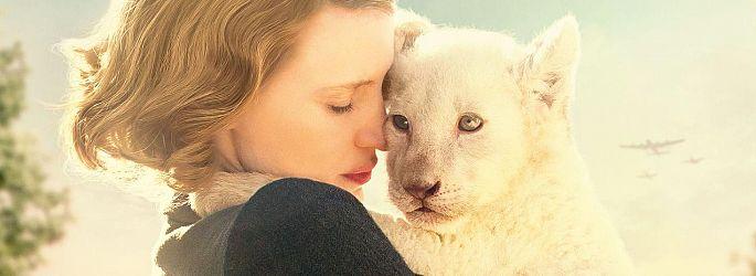 """Starke Frauen: Trailer zu """"Hidden Figures"""" und """"The Zookeeper's Wife"""""""