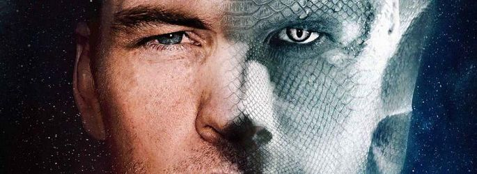 """The Titan""-Trailer: Sam Worthington erlebt bizarre Sci-Fi-Action"