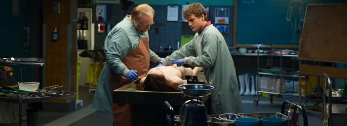 "Horrorschocker ""The Autopsy of Jane Doe"" mit Red-Band-Trailer"