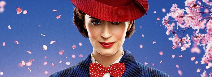 """Ist ja supercali... Erfahrt neue Details zu """"Mary Poppins Returns""""!"""