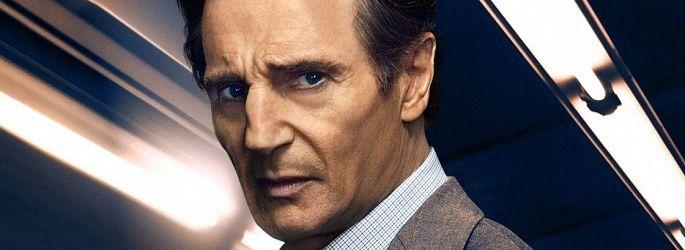 """Sein letzter Thriller? """"The Commuter""""-Trailer mit Liam Neeson"""
