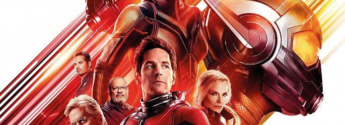 """Neuzugang zum """"Ant-Man and the Wasp""""-Cast wirft Fragen auf"""