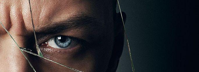 """Der multiple McAvoy: Neues """"Split""""-Poster entfesselt die Bestie"""