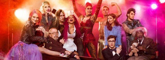 """Vorhang auf: Erste Trailer zur neuen """"Rocky Horror Picture Show"""""""
