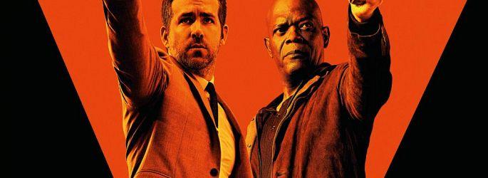 "Reynolds & Jackson im Red-Band-Trailer zu ""The Hitman's Bodyguard"""
