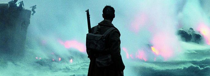 """Neue """"Dunkirk""""-Poster - Spots an Land, zu Wasser und in der Luft"""