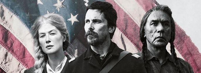 """Christian Bale wieder im Wilden Westen: Der erste """"Hostiles""""-Trailer"""