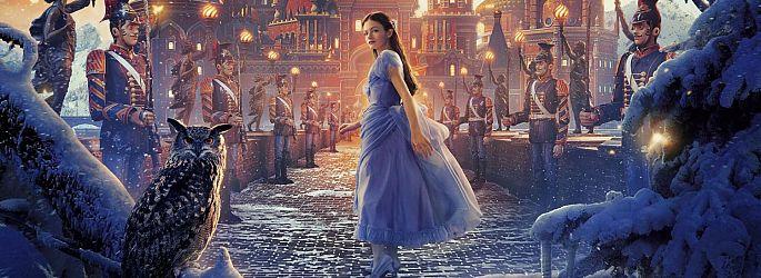 """Magisch geht es weiter: Neuer Trailer zu Disneys """"Nussknacker"""""""