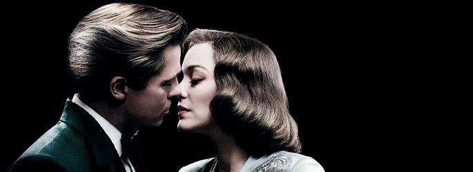 "Mr. & Mrs. Pitt: Der neue Trailer zu ""Allied - Vertraute Fremde"""