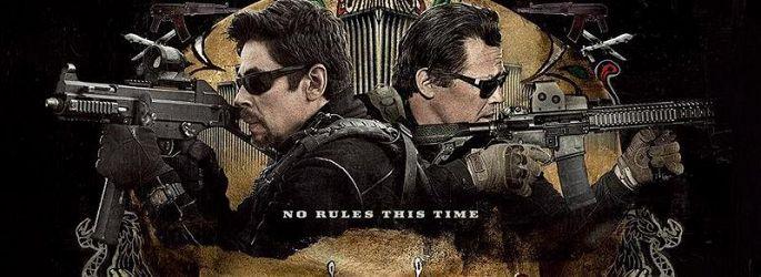 "Tödlich: Die ersten ""Sicario 2""-Poster mit Del Toro & Brolin"