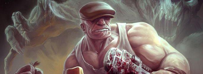 "Update & Storyboards: Comicverfilmung ""The Goon"" lebt noch"