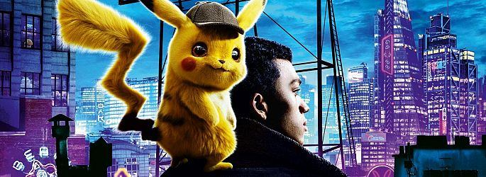"Mit Logo: ""Detective Pikachu"" ähnelt ""Guardians of the Galaxy"""