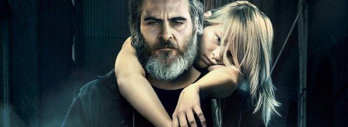 "Joaquin Phoenix beinhart: Im Trailer zu ""You Were Never Really Here"""