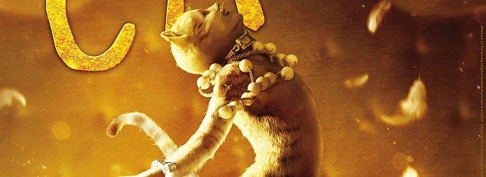 """Zum Schnurren: """"Cats"""" mit Idris Elba, Judi Dench & vielen mehr"""