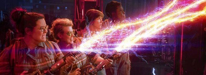 """""""Ghostbusters"""" noch nicht am Ende: Viele weitere Filme in Arbeit!"""