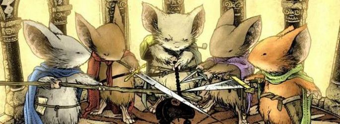 "MoCap-Mission: Andy Serkis & andere Teil der ""Mouse Guard"""