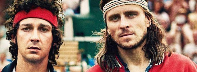 "Sport-Rowdys: ""Goon 2"" und ""Borg/McEnroe"" bieten Trailer satt"