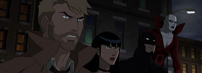 "Warner Bros. überrascht mit ""Justice League Dark""-Trailer!"
