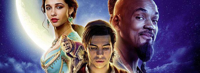 """Drehstart für Disneys """"Aladdin"""", Will Smith postet Foto mit Hauptcast"""