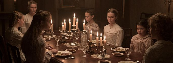 """Sofia Coppolas Horrorhaus: Zweiter Trailer für """"Die Verführten"""""""