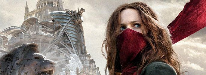 """Peter Jackson verkündet: """"Mortal Engines""""-Trailer mit """"Star Wars""""!"""