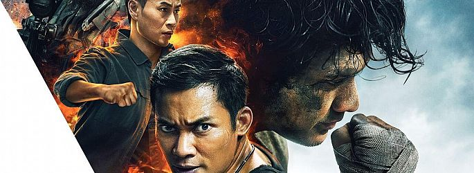 "Martial-Arts-Avengers: Bäm, der neue Trailer zu ""Triple Threat""!"